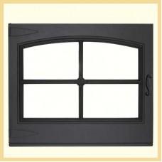 Дверь каминная НОРМАНДИЯ (ДК650-1К)