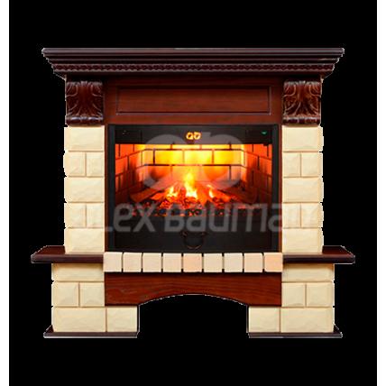 Камин электрический с эффектом пламени
